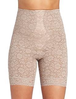 0c19425d59771 Rago Hi Waisted Long Leg Shaper Shapewear at Amazon Women s Clothing ...