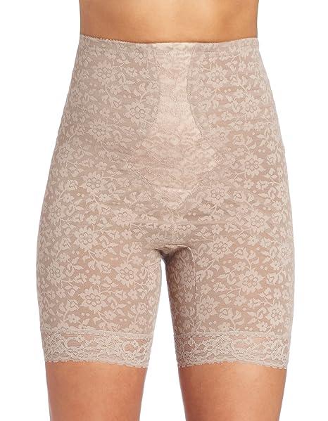 4638b092e4b Rago Shapewear Women s Hi Waist Long Leg Shaper  Amazon.ca  Clothing ...