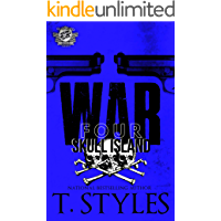 War 4: Skull Island (The Cartel Publications Presents) (War Series by T. Styles) book cover