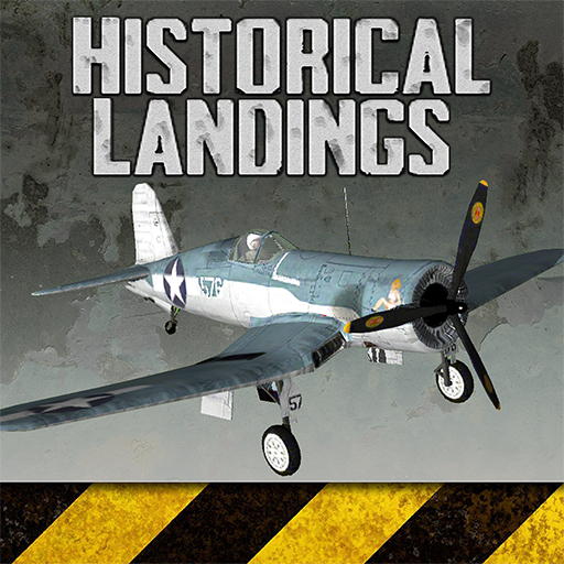Historical Landings (Best Plane Simulator Games)