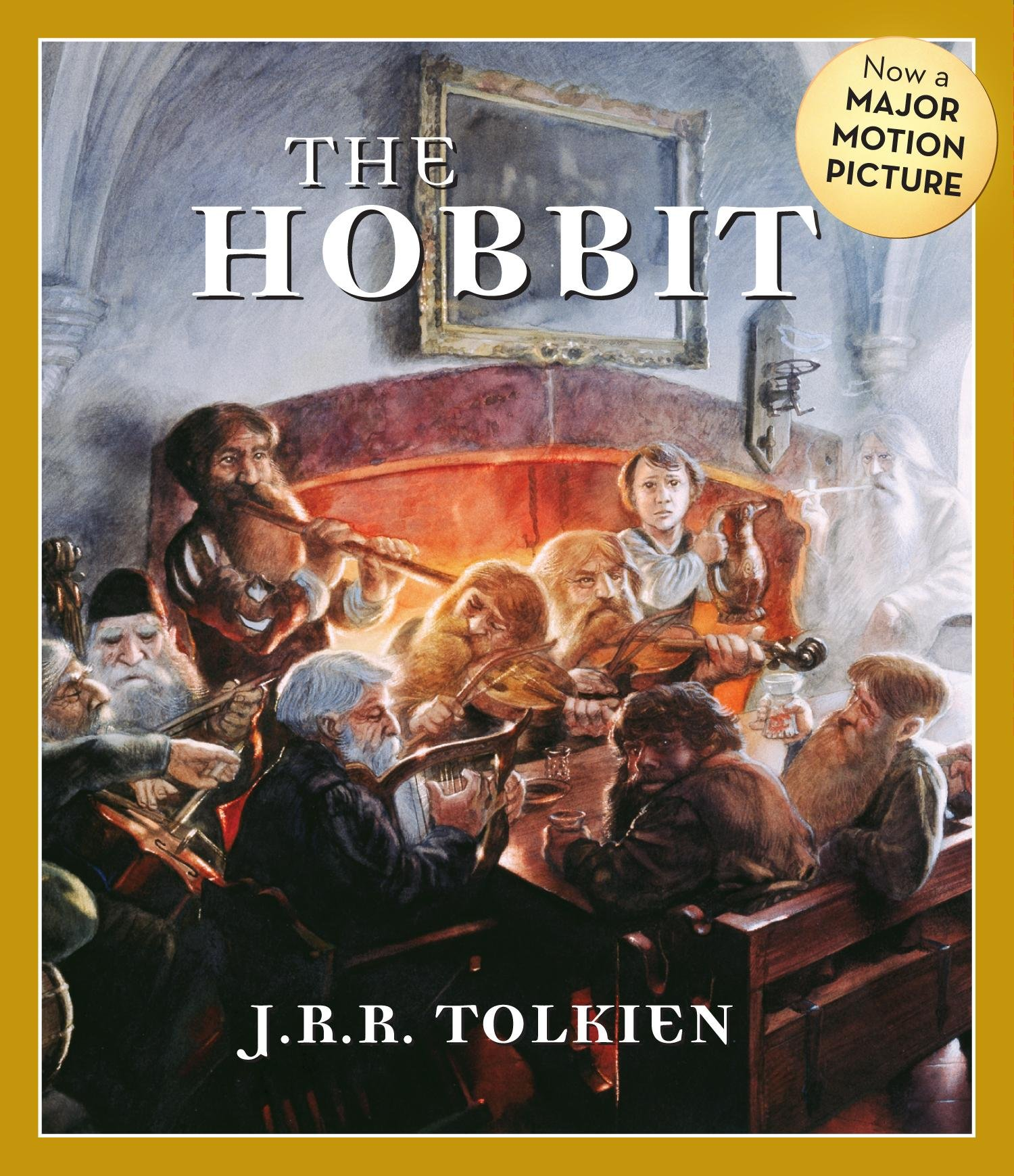 The Hobbit: J R R  Tolkien, Ensemble cast: 9781598878981