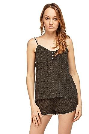 original de premier ordre acheter pas cher boutique de sortie Ex H&M - Chemise de Nuit - Femme - Noir - Large: Amazon.fr ...
