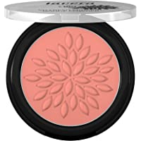 lavera So Fresh Mineral Rouge Powder, #01 Charming Rose, 0.2 Ounce