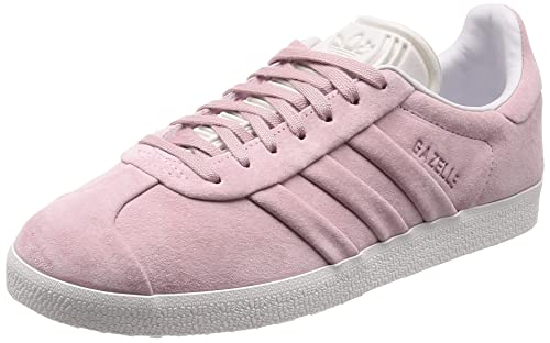 9f56c243eee adidas Originals Women's Gazelle Stitch and Turn W, Wonpnk, Ftwwht  Sneakers-6 UK