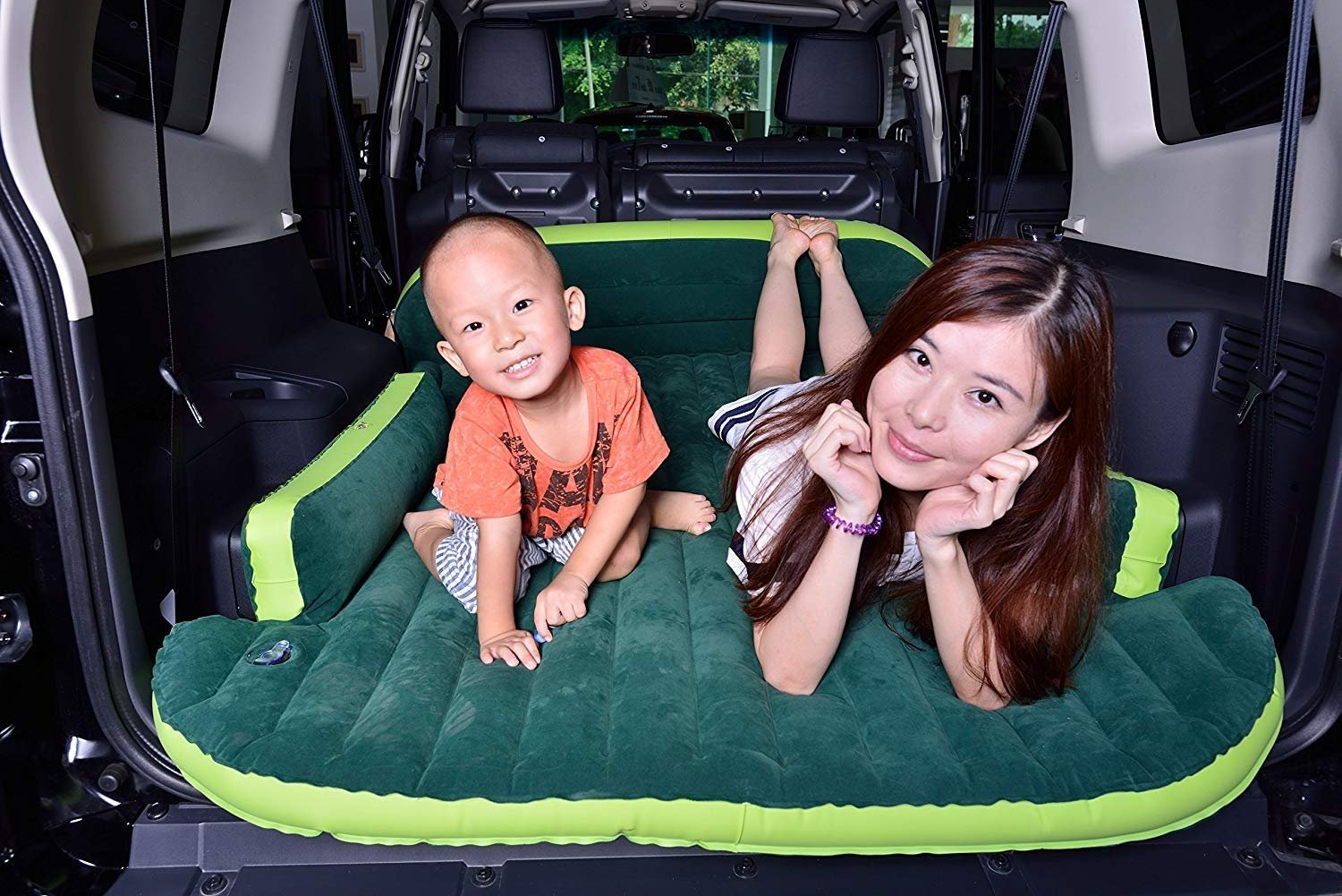 Amazoncom Suv Air Mattress Heavy Duty Thickened Car Bed
