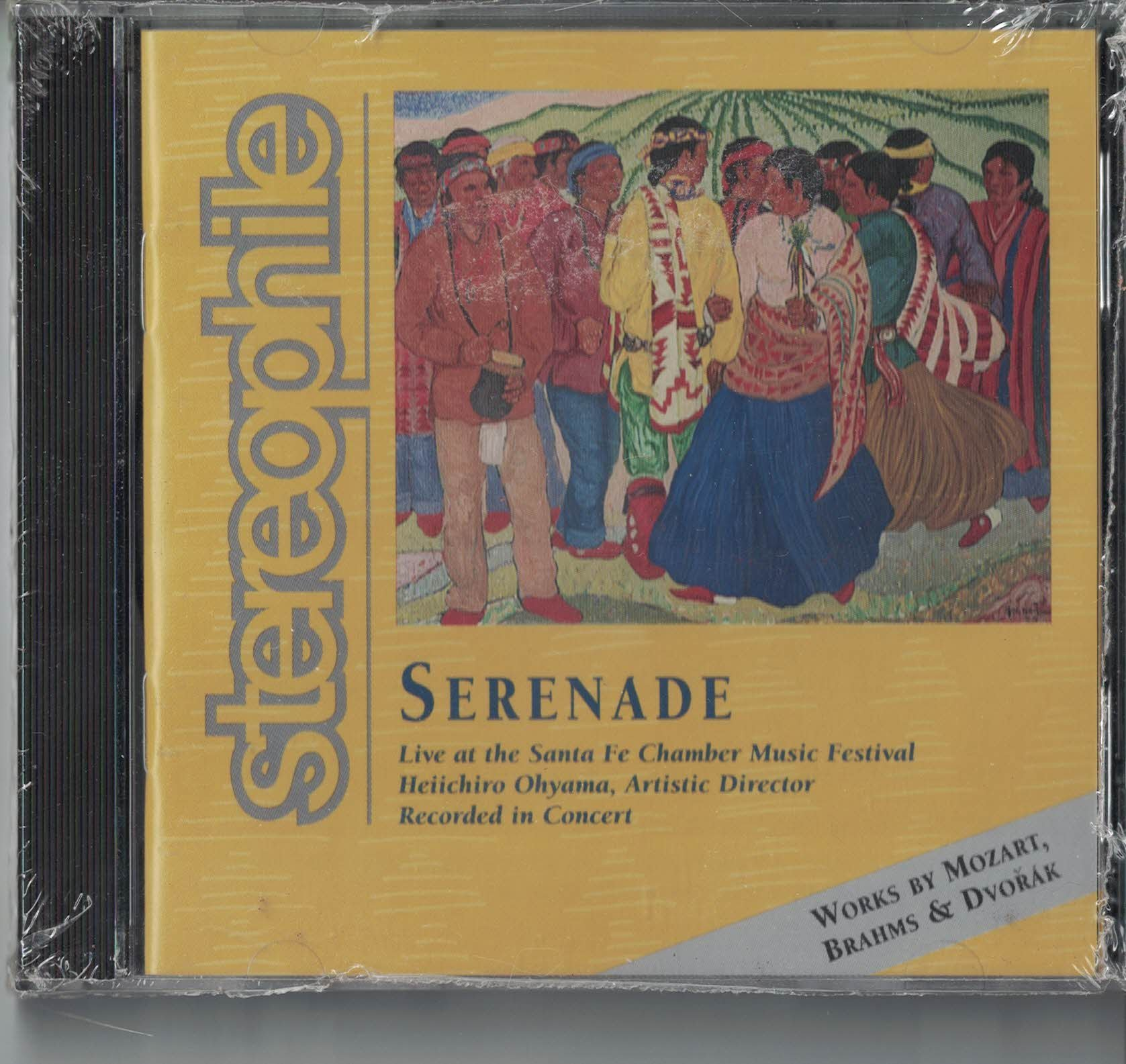 Serenade: Live At The Santa Fe Chamber Music Festival by Stereophile