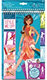 Style Me Up! Travel in Style Designer Sketch Book