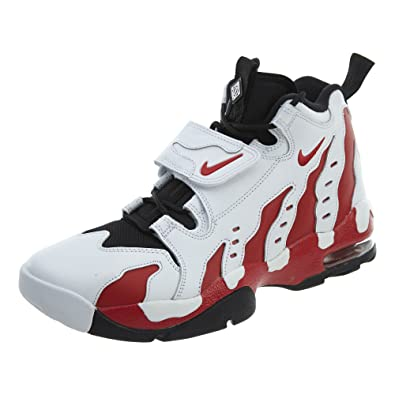 new arrival d8c3d 541d8 Nike Air Dt Max  96 Mens 316408-161 Size 6 White Varsity Red