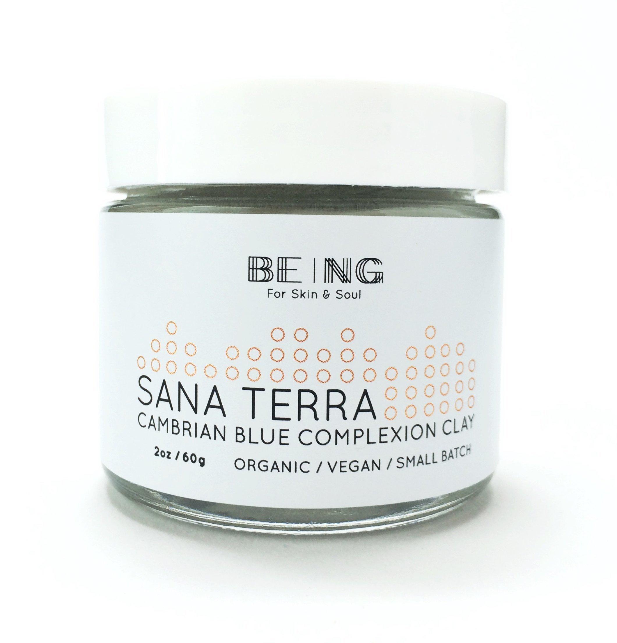 Sana Terra Detoxify Clay Mask