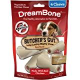 DreamBone Butcher's Cut Dog Chew, Rawhide Free Made w/Real Chicken