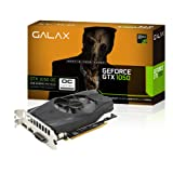 Placa de Vídeo Galax Geforce Performance Nvidia 50NPH8DSN8OC GTX 1050 OC, 2GB, DDR5, 128Bits