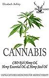 Cannabis: CBD Rich Hemp Oil, Hemp Essential Oil and Hemp Seed Oil: Using Cannabis Medicines for Aromatherapy