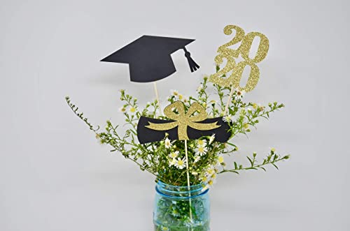 Graduation Centerpieces 2020.Amazon Com Graduation Party Decorations 2020 Centerpiece