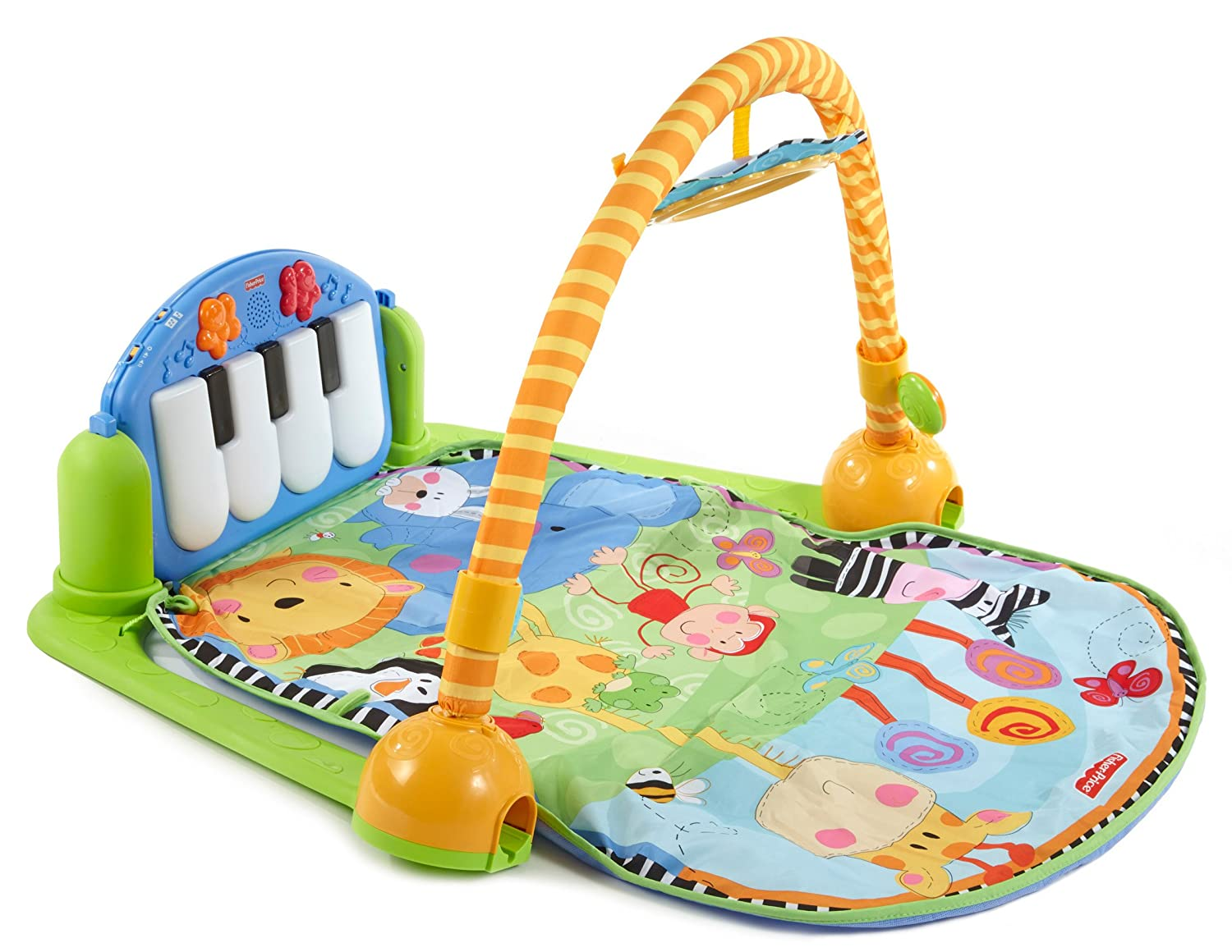 Fisher-Price Discover n Grow Kick and Play Piano Gym Discontinued by Manufacturer