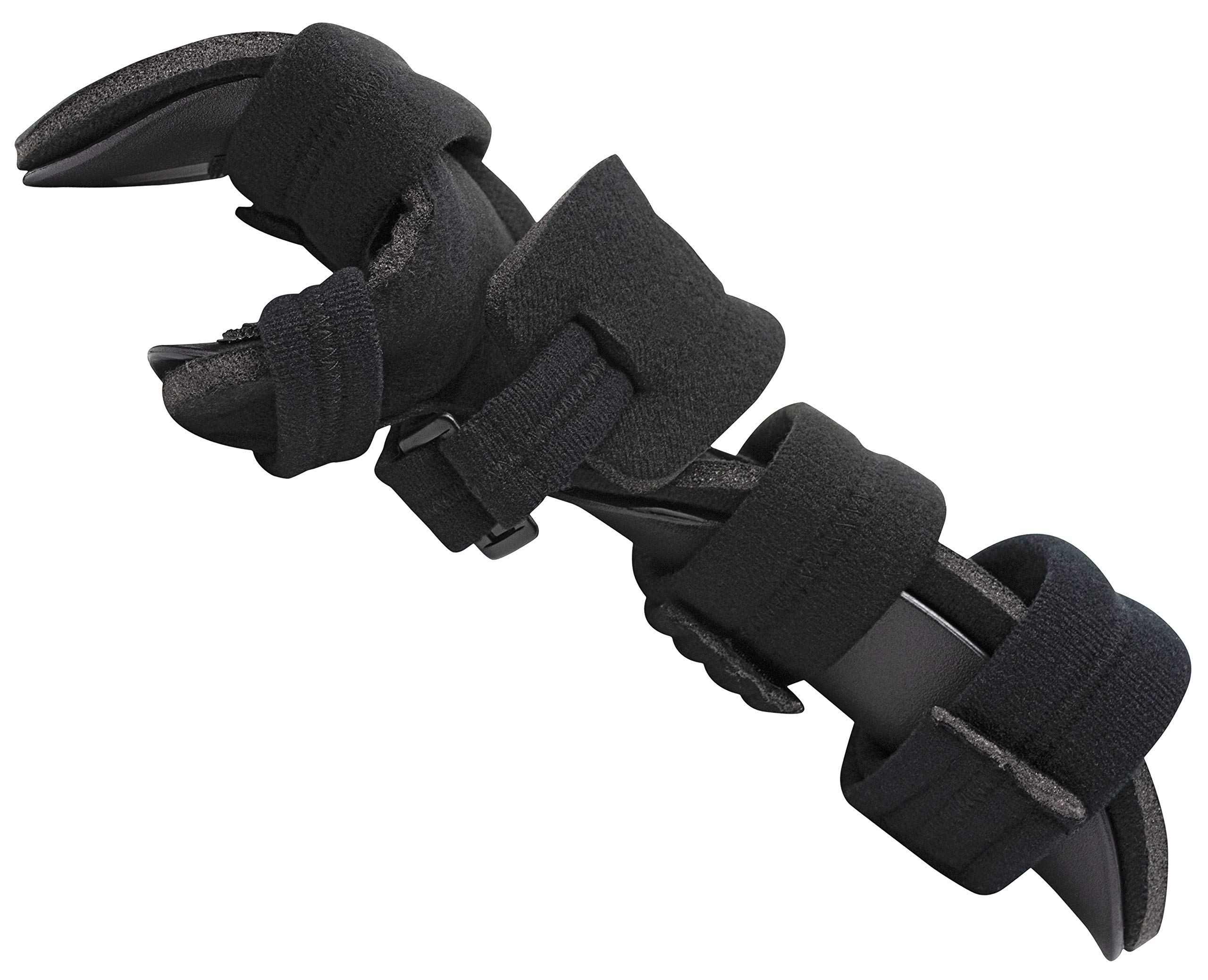 Stroke Hand Splint- Soft Resting Hand Splint for Flexion Contractures, Comfortably Stretch and Rest Hands for Long Term Ease with Functional Hand Splint, an American Heritage Industries(Right, Medium) by American Heritage Industries (Image #4)