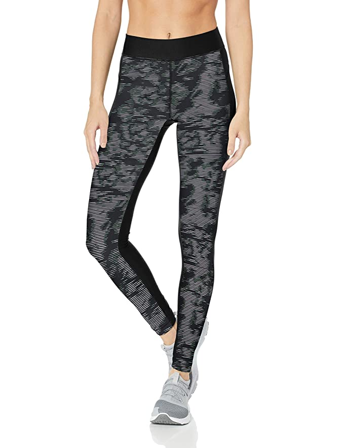 Under Armour HG Printed Leggin, Mujer