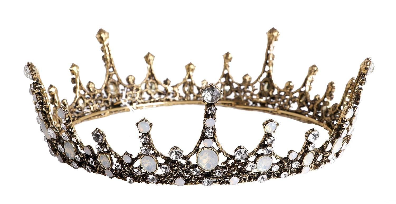 Brand New Mini Queen Crown Renaissance Costume Accessory