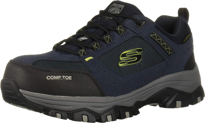 Skechers Men's Greetah Construction Shoe: Shoes