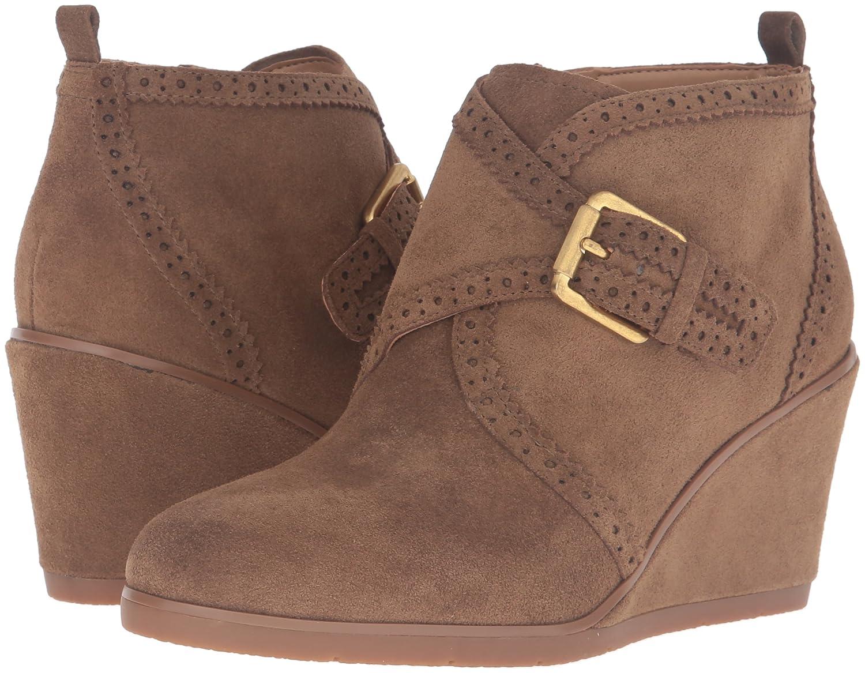 Franco Sarto Women's Arielle B(M) Ankle Bootie B01HPH72M4 11 B(M) Arielle US Desert Khaki 6ff074