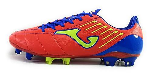 273538f0272ae Joma Fit-100 Botas Fútbol para Césped Artificial (41 EU)  Amazon.es ...