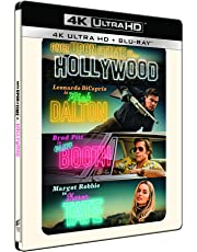 C'Era una Volta… a Hollywood - Steelbook 4K Ultra HD