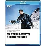 On Her Majesty's Secret Service (BD) [Blu-ray]