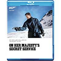 On Her Majesty's Secret Service (BD) [Blu-ray]