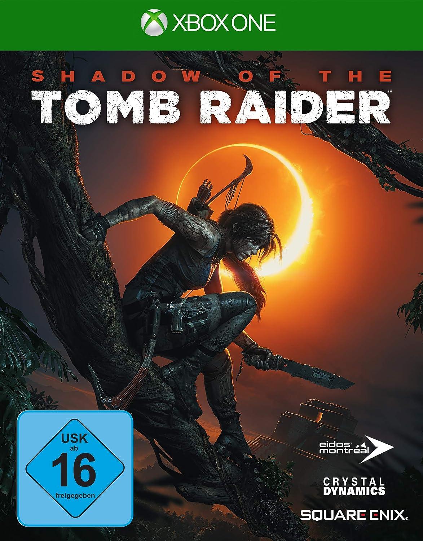Shadow of the Tomb Raider (XBOX ONE): Amazon.es: Videojuegos