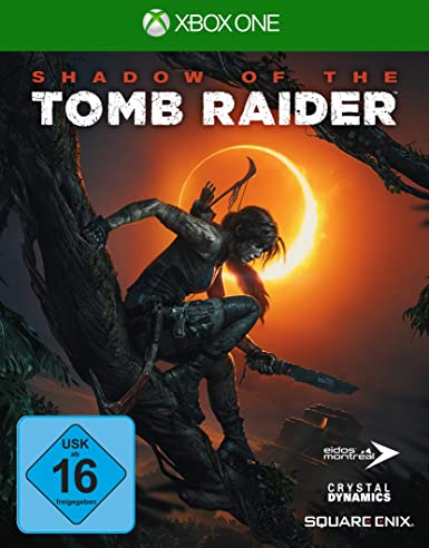 Shadow of the Tomb Raider (XBOX ONE): Amazon.es: Videojuegos