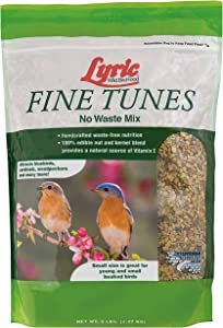 Lyric 2647439 Fine Tunes No Waste Bird Seed Mix, 5 lb