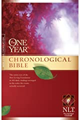The One Year Chronological Bible NLT (One Year Bible: Nlt Book 1) Kindle Edition