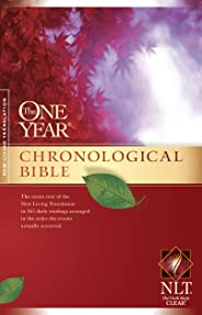 The One Year Chronological Bible NLT (One Year Bible: Nlt Book 1)