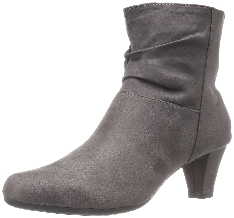 Aerosoles Women's Shore Fit Boot B01G4BLVY2 7 W US|Grey