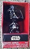 Star Wars Character Goblet Mug & Hot Cocoa Holiday Gift Set (Darth Vader)