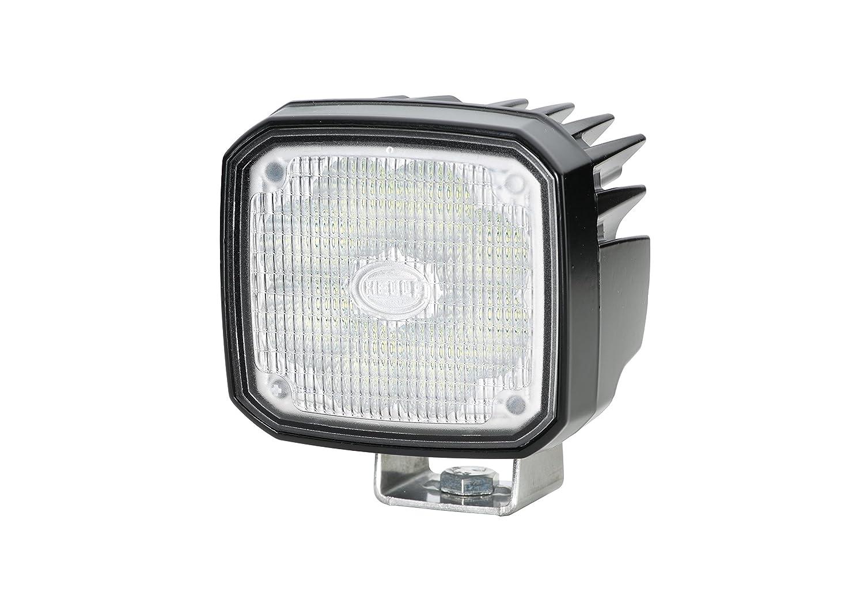 Anbau 12V//24V HELLA 1GA 995 606-081 Arbeitsscheinwerfer Ultra Beam LED Gen II f/ür weitreichende Ausleuchtung