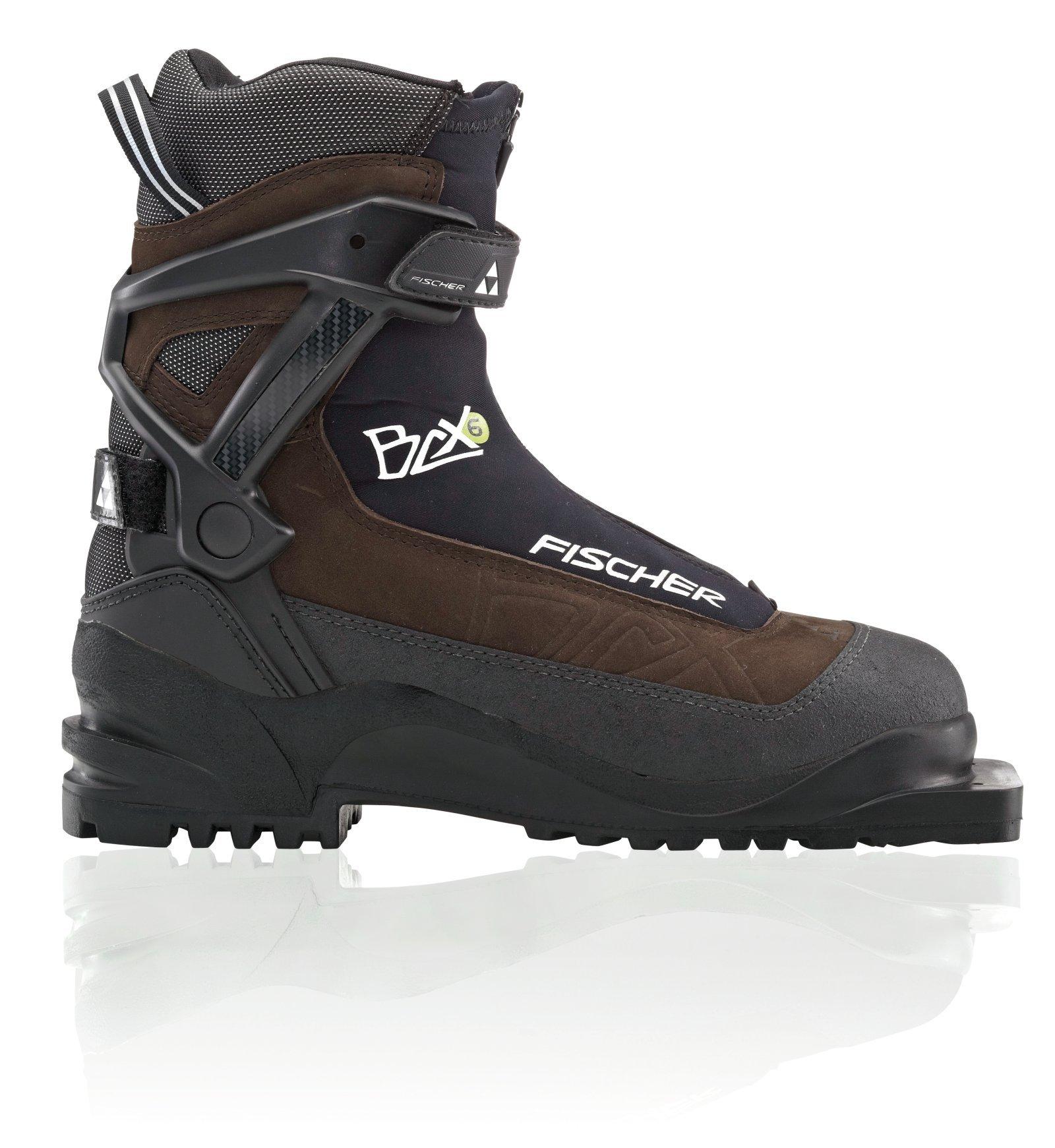 Fischer Skis BCX 675 Boot Ski boots 38 Black/Brown by Fischer Skis