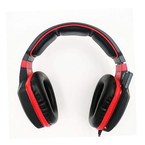 Amazon.com: Anivia AH28 - Auriculares de diadema con ...