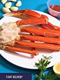 Ocean's Finest Seafood - Snow Crab Legs (Large) - 3 LB's