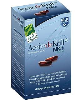 NKO aceite de krill cápsulas (ganador de la prueba) 30, 90 o ...