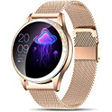 Yocuby Smart Watch for Women,Bluetooth Fitness...