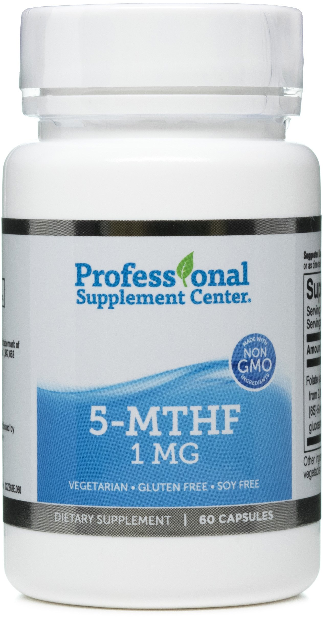 Professional Supplement Center - 5-MTHF 1 mg - 60 Capsules