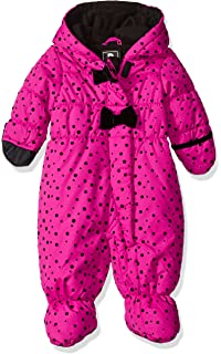 5f9c48d9f382 Amazon.com  The North Face Baby Girls  Lil  Snuggler Down Bunting ...