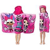 L.O.L. Surprise! Soft Cotton Hooded Bath Towel...