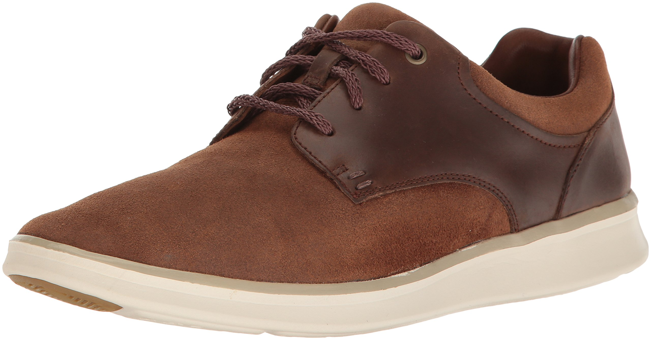 UGG Men's Hepner Fashion Sneaker Chestnut 11.5 M US