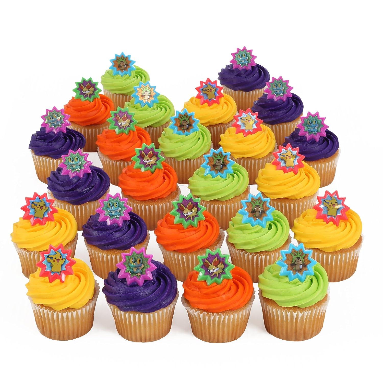Pokemon Birthday Printable Cupcake Cake Toppers | Birthday ...