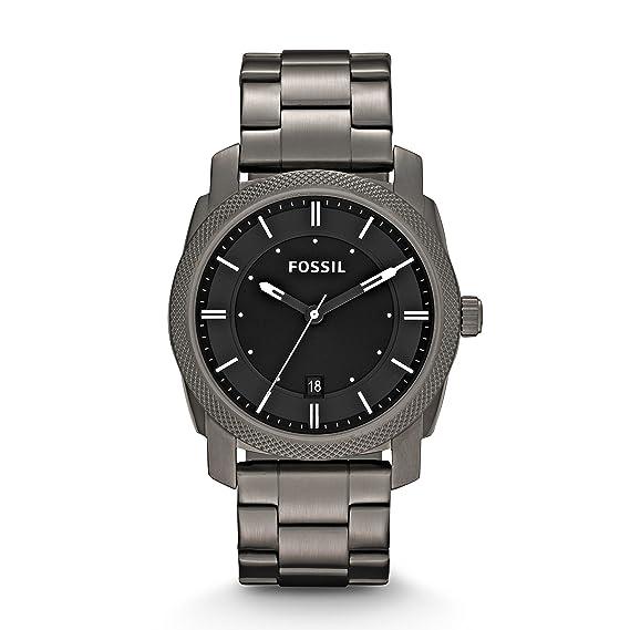 Amazon.com: Fossil - Reloj de vestir para hombre de 42mm de ...