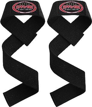 Frabi Wrist Straps Weight Lifting Wrist Straps Gym Wrist Support Powerlifting Wrist Strap Wrist Wrap Crossfit Lifting Wraps