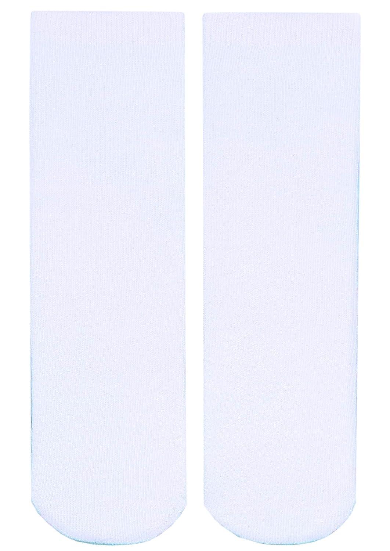 Calzini blu e bianchi Elsa Frozen