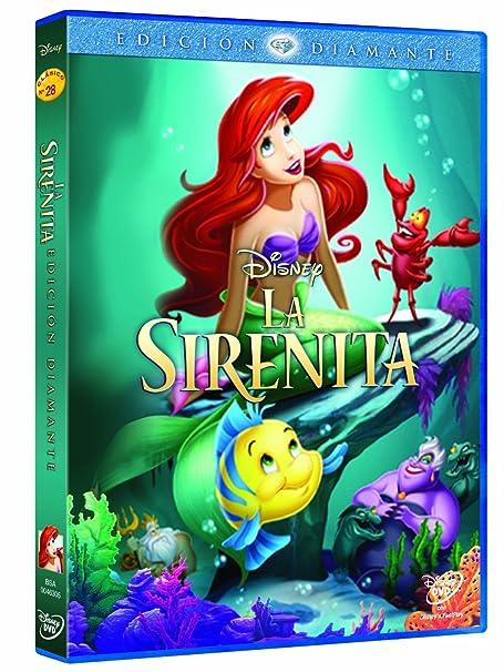 La Sirenita [DVD]: Amazon.es: Ron Clements, John Musker ...