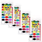 Crayola Washable Watercolors, 24 Count (53-0524) ( 4 Pack )